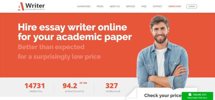 A-writer.com review