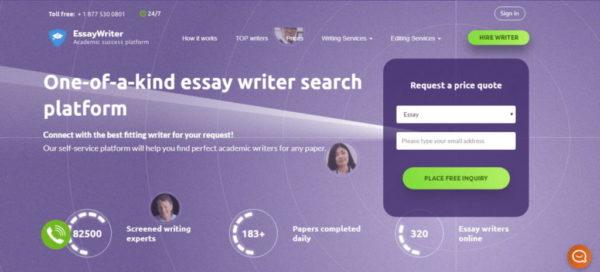 Essaywriter org