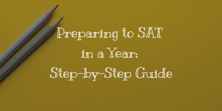 Preparing to SAT